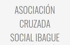 ASOCIACIÓN CRUZADA SOCIAL IBAGUE